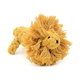 Lion - Dog Chewy Toys Image